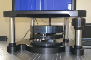 Armstrong Optical Fizeau interferometers IFV-300 & IFH-300 Sample Holder Detail