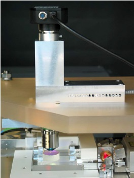 The SIOS WLI new white light interferometer sensor for use on the NMM-1